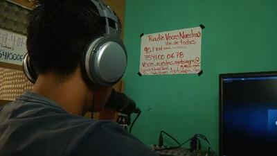 La 90.1, la radio que narró en vivo la masacre de Iguala