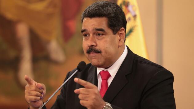 """Maduro dice tener pruebas de que el gobierno de Santos estuvo detrás del supuesto """"atentado"""""""