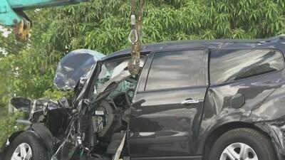 Accidente de tránsito en Hialeah Gardens habría sido causado por complicaciones de salud de uno de los conductores