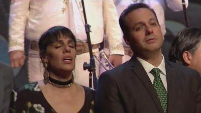 """""""Me tocaron momentos muy bellos"""", así recuerda Marysol Sosa a su padre, José José"""