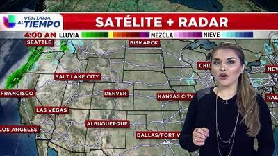 'Dallas en un Minuto': soleado y agradable, el pronóstico del clima para este miércoles