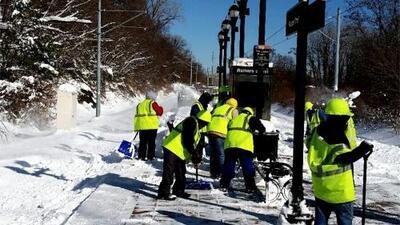Autoridades de Nueva Jersey ultiman detalles para la llegada de la primera tormenta invernal del 2019