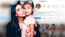 Kim Kardashian dio con la mujer detrás del perfil falso de North West que tiene un millón de seguidores