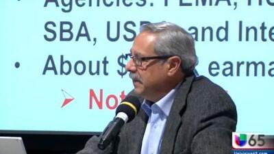 Conferencia acerca de la situación en Puerto Rico