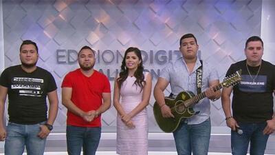 Banda Fortuna lanza 'Sigo de pie', una canción hecha en colaboración con Ellen Ochoa