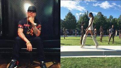 GYF digital: Wisin se tatúa en honor a su hija y así fue el desfile desastroso de Kanye West