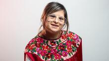 """""""Sueño sin límites"""": la joven diseñadora guatemalteca con síndrome de Down que participa en pasarelas internacionales"""