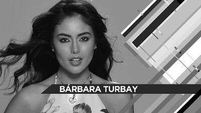 Bárbara Turbay en Nuestra Belleza Latina 2016