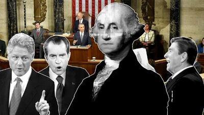 Cosas trágicas, extrañas o curiosas que han pasado en  discursos del Estado de la Unión