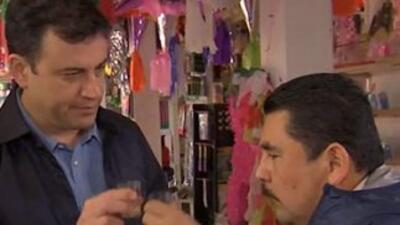 WATCH: Jimmy Kimmel drinking at SXSW