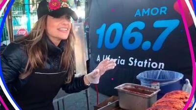 Para chuparse los dedos: Maria Esther le entró a la cocina mexicana