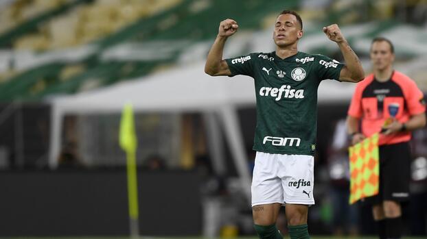 Breno Lopes, el 'desconocido' héroe de Palmeiras en la Final