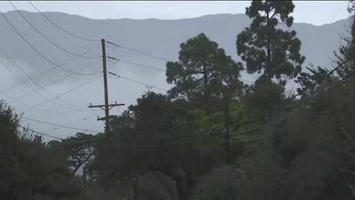 Evacuaciones obligatorias en Ventura y Santa Bárbara ante la llegada una nueva tormenta invernal