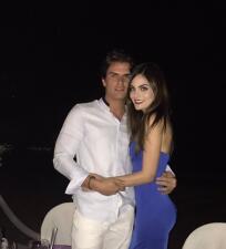 Ximena Navarrete se une a la lista, ¡también se enamoró de un político!