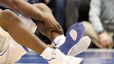 La imagen de marca deportiva, afectada por lesión de Zion Williamson