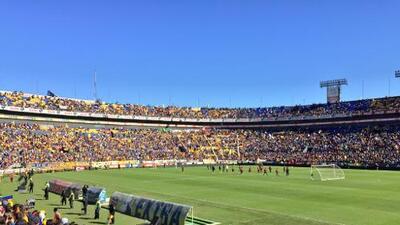 Más de 30 mil aficionados alentaron a Tigres en su último entrenamiento