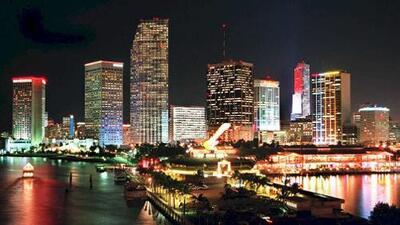 Somos 107.5 Amor la emisora para pasarla bien en Miami .