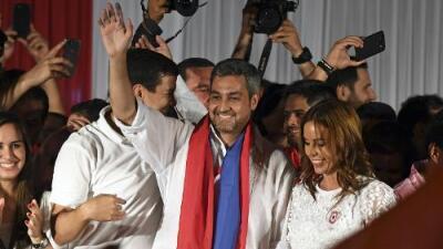 El Partido Colorado ganó las presidenciales en Paraguay, pero no le fue tan fácil como esperaba