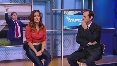 """'Paco' Villa, en ¿Lo compras o no?: """"No hay buen ambiente al interior de Chivas"""""""