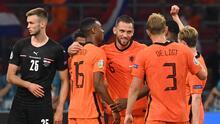 Holanda se apodera del Grupo C en la segunda jornada del pelotón