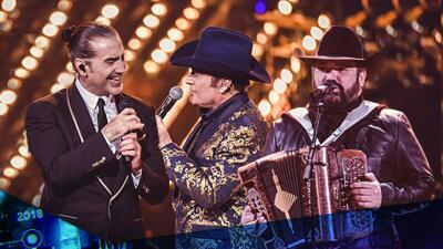 Lo mejor del regional mexicano en Premio Lo Nuestro: Alejandro Fernández, Pepe Aguilar, Banda MS y muchos otros