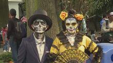 Día de Muertos, un festejo lleno de colores en el que los mexicanos recuerdan a quienes ya no están