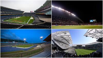 Los 17 estadios de la Copa Oro 2019: en unas horas se realizará el sorteo