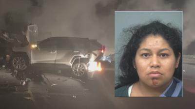 Arrestan a mujer acusada de causar accidente que dejó dos niños muertos y seis personas heridas