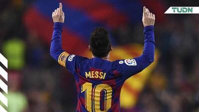 El día en que Messi cambió la historia del futbol