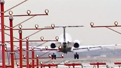 La dramática llamada que alertó había intoxicados en un vuelo por el derrame de un producto de limpieza