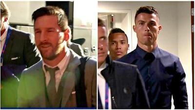 ¡Alístese! La llegada de los mejores jugadores del planeta a Old Trafford y el Amsterdam Arena