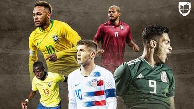 ¡Ola de amistosos! Selecciones de todo el mundo ocuparán la Fecha FIFA desde este miércoles