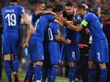 Eliminatorias Euro 2020: Verratti e Insigne rescatan a Italia de una Bosnia dura de roer