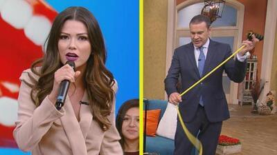 #DAEnUnMinuto: El cómico chascarrillo de Ana Patricia y a Alan le truenan los huesos