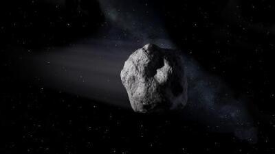 La NASA simula el impacto de un gran meteorito en el sur de California