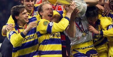 El Parma venderá sus trofeos para salir de la crisis que atraviesa