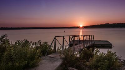 La ciudad de Georgetown alerta sobre posibles bacterias en sus lagos