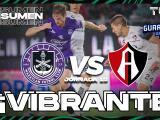 Resumen | Mazatlán FC y Atlas empatan 0-0 en un duelo de atajadas