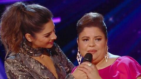 A Olivia se le acabó el sueño de convertirse en La Reina de la Canción