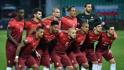 Cristiano Ronaldo y Pepe encabezan la convocatoria de Portugal para Eurocopa