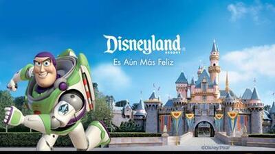¡Podrías ganar una escapada a Disneyland gracias a Recuerdo 106.5 FM!