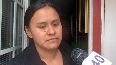 Entre lágrimas madre hispana, pide que hombre que presuntamente arrebató la vida a su esposo, no sea liberado bajo fianza.