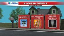 Medidas que ayudarán a salvar energía y disminuir costos eléctricos