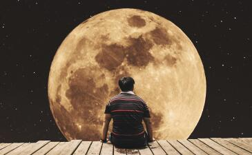 """La Luna llena trae el ciclo de la """"fascinación mental"""", descubre de qué se trata"""