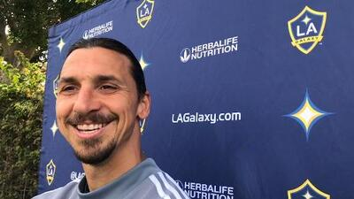 """Zlatan desafía las lesiones: """"Incluso con una pierna rota, pueden contar conmigo"""""""