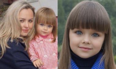 """Atacan a la mamá de 'la niña más linda del mundo' por maquillarla y exponerla a """"depredadores online"""": así se defiende"""