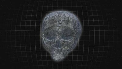 Este es el asteroide en forma de calavera que pasará por la Tierra después de Halloween