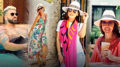 Las fotos de las divertidas vacaciones de Lili Estefan, Tanya Charry, Jomari Goyso y Karina Banda