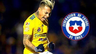 Tigre rugirá en La Roja: 'Edu' Vargas, convocado con Chile para Copa América