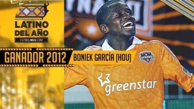 Latino del Año 2012: Óscar Boniek García, el ganador de la sonrisa eterna